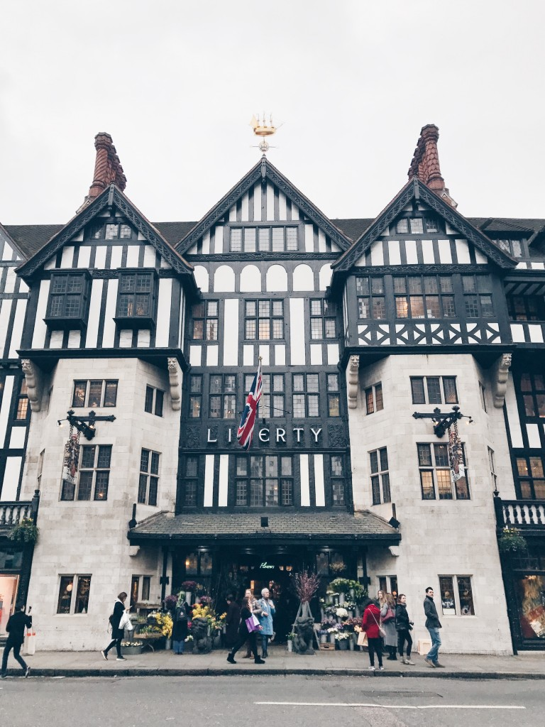 Londra in un giorno - La Sottile Linea Rosa