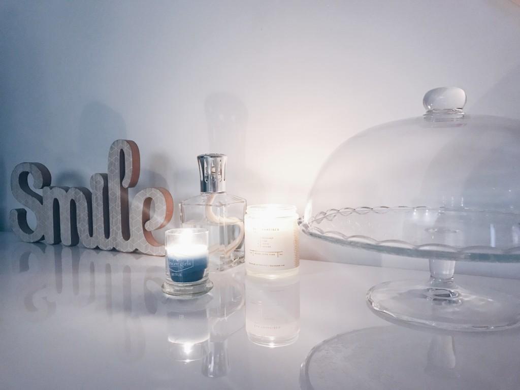 La magia di una candela - hygge