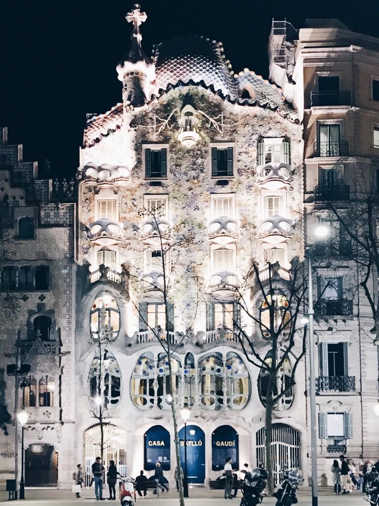Barcellona - Casa Batlò