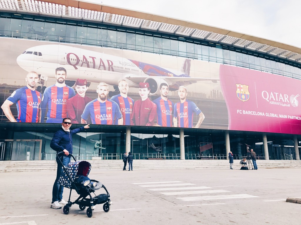 Barcellona - Camp Nou