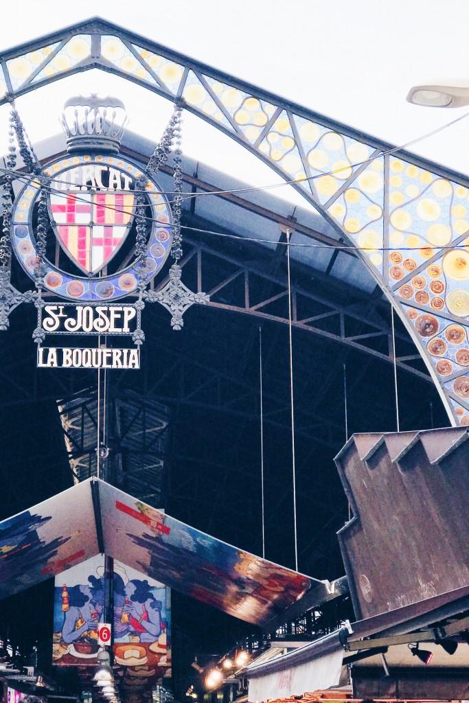 Barcellona - La Boqueria