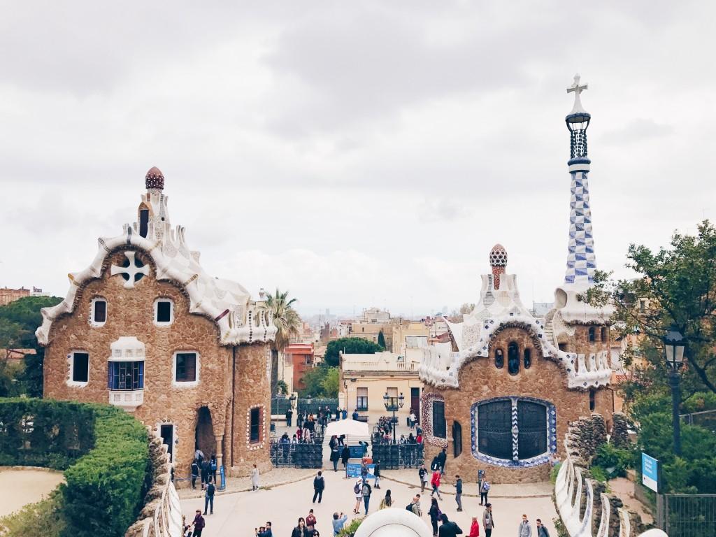 Barcellona - Park Güell