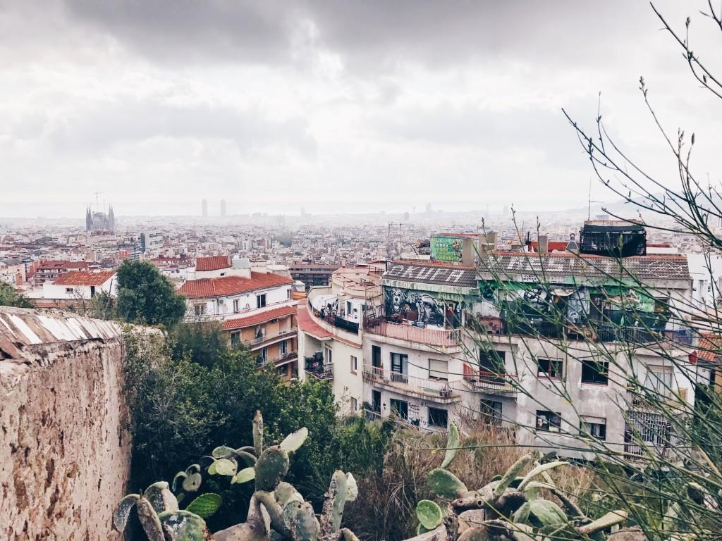 Una mini vacanza in tre barcellona la sottile linea rosa for Barcellona vacanza