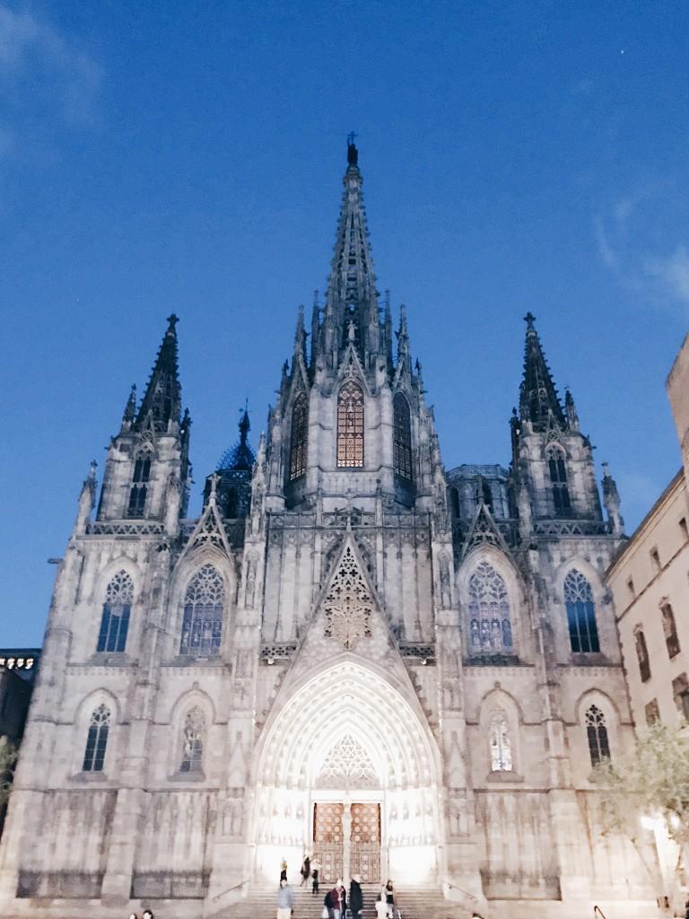 Barcellona - La Catedral