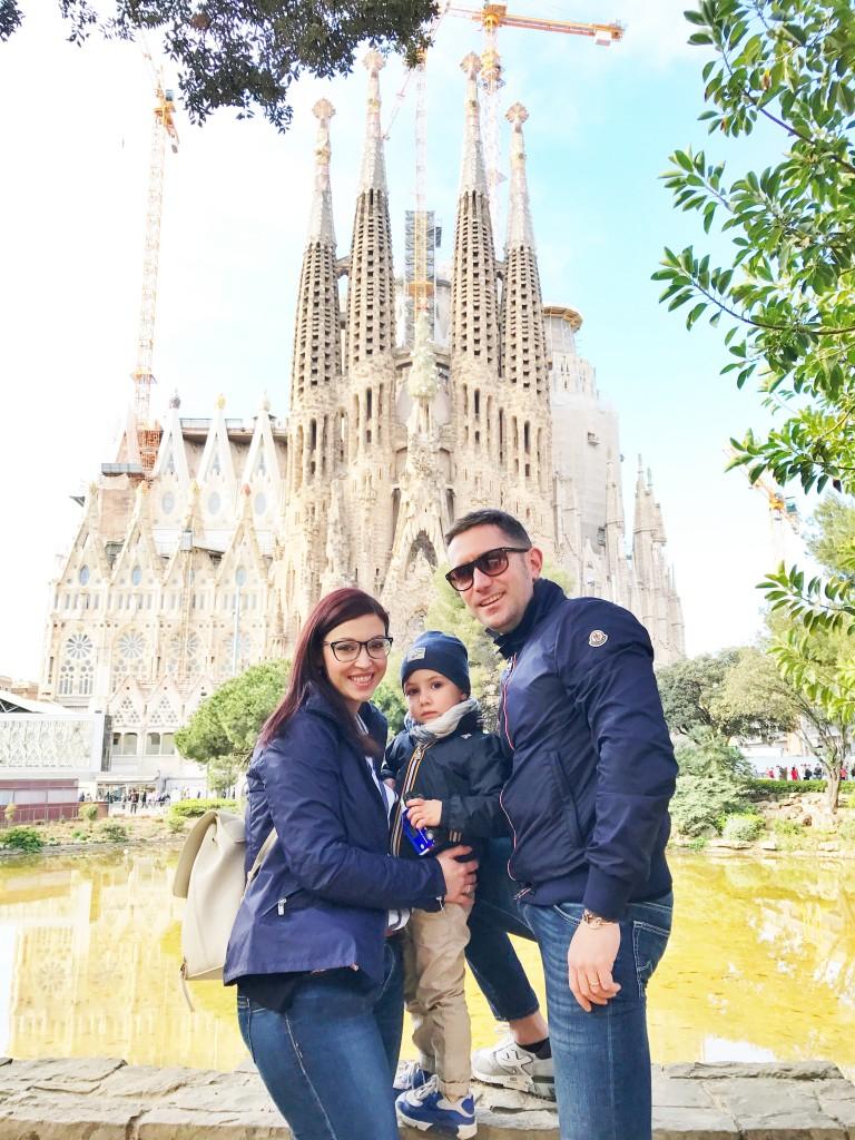 Barcellona - La Sagrada Familia