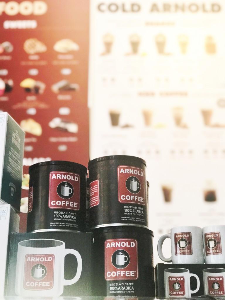 Arnold Coffee