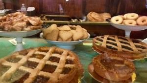 Profumo di vaniglia da Premiato Forno Cantoni