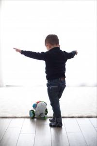 Roby Robot, il robottino interattivo
