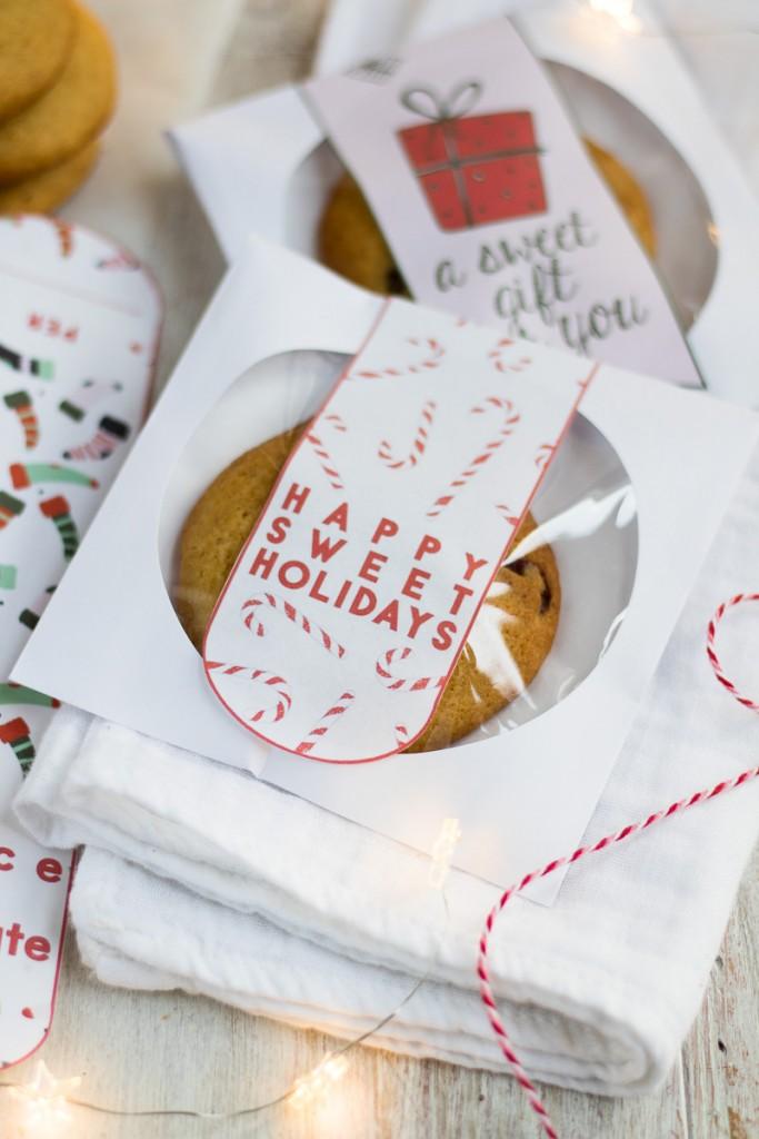 Un regalo last minute cookies americani