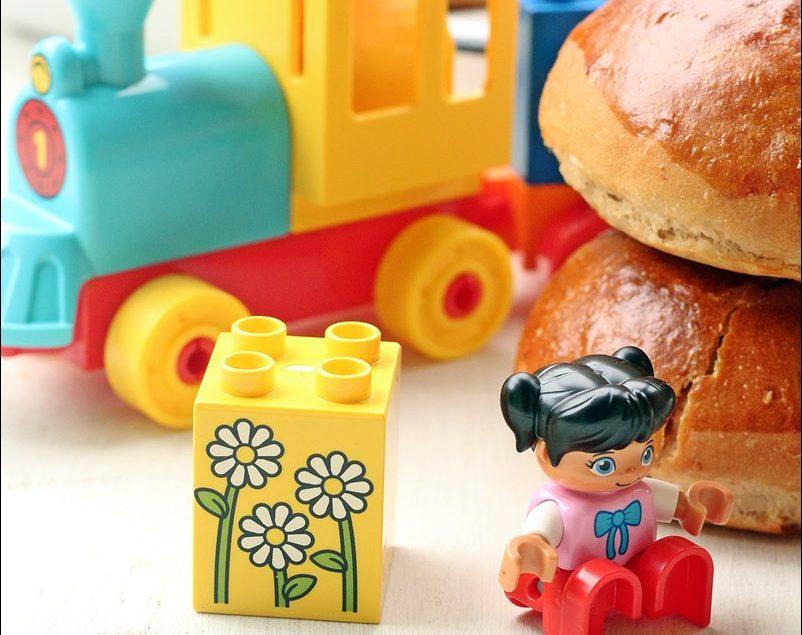 le ricette dei bambini: pangoccioli al cocco