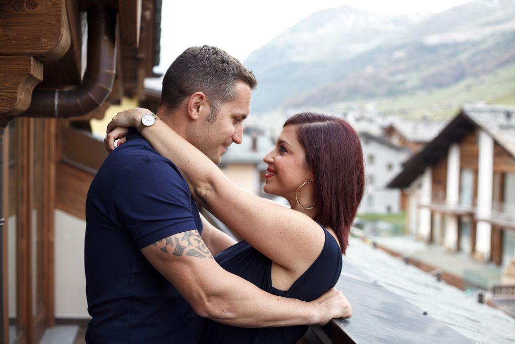 fuga romantica a Livigno