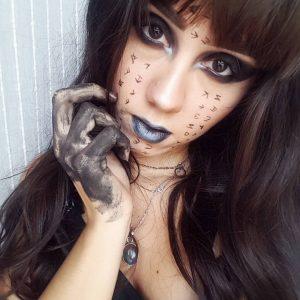 Trucco di Halloween facilissimo