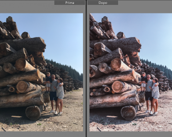 Nuovo Preset Lightroom gratuito - This Cold November