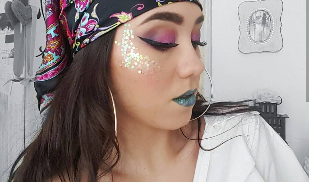 Gipsy make up tutorial