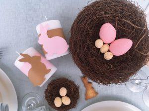 3 idee su come decorare la tavola di Pasqua