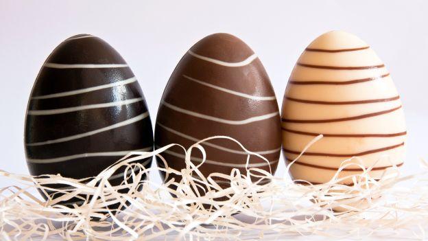 Come riciclare le uova di Pasqua