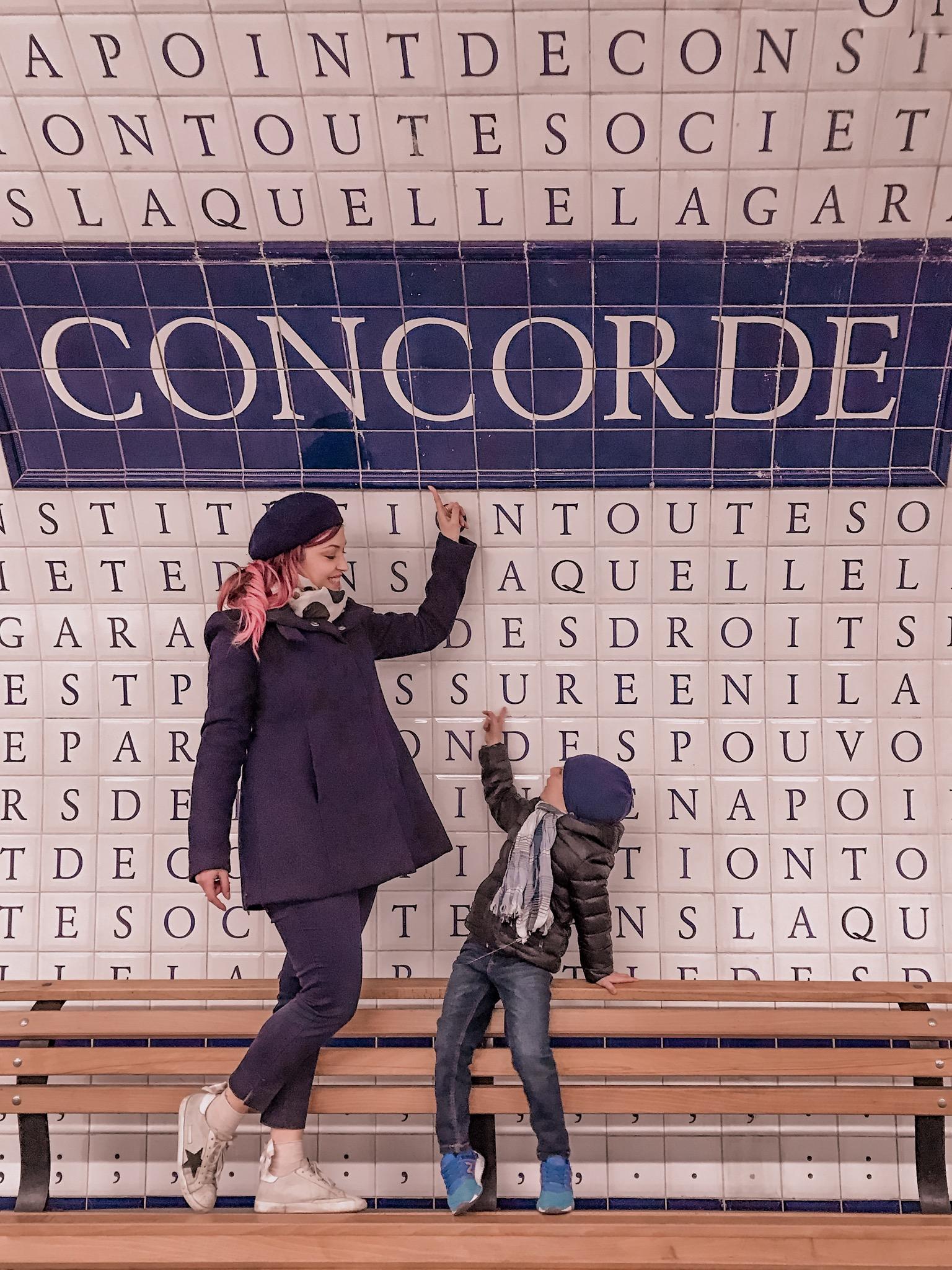 Ratp - Concorde