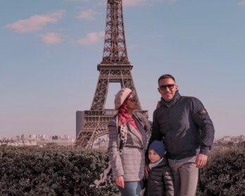 3 giorni a Parigi in famiglia
