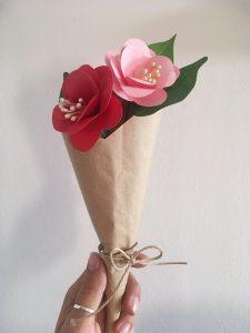 Come realizzare un fiore di carta
