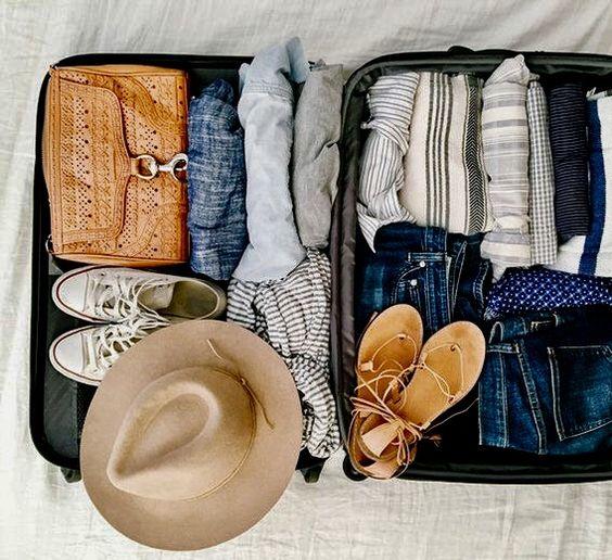 Come preparare le valige per le vacanze senza stress