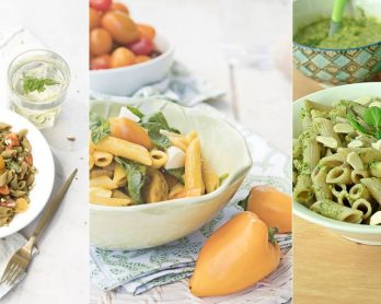 3 Idee facilissime per insalate di pasta estive