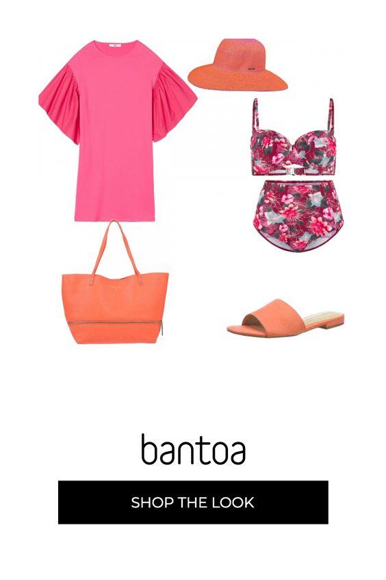 Rainbow mania rosa e arancione