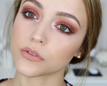 Make up autunnale in 10 minuti
