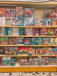 Fortura Giocattoli, lo storico negozio di giocattoli a Milano