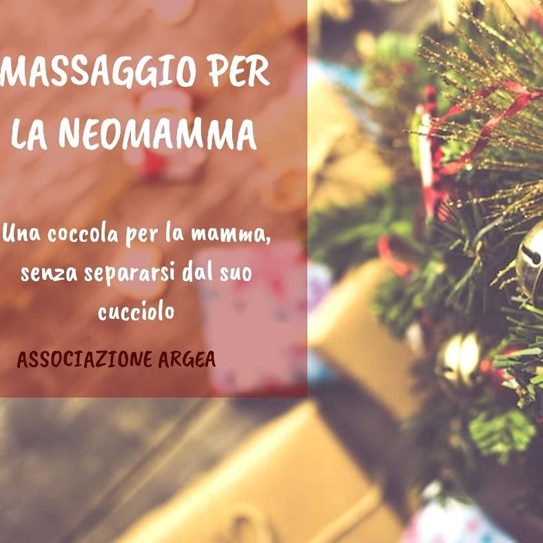 Massaggi per neo mamma idea regalo