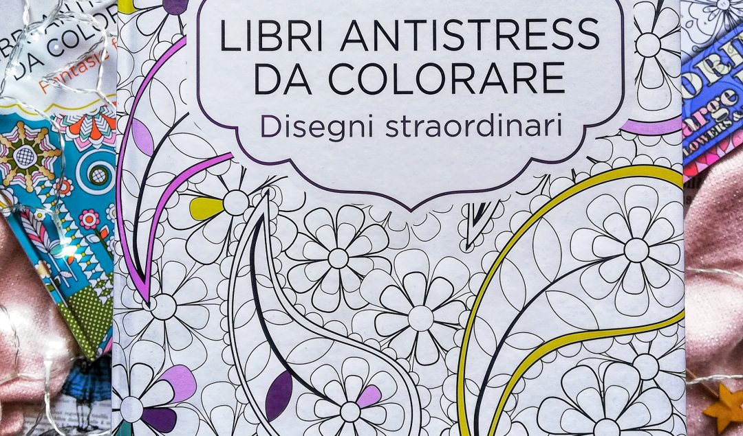 libri antistress da colorare