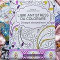 libri antistress da colorare