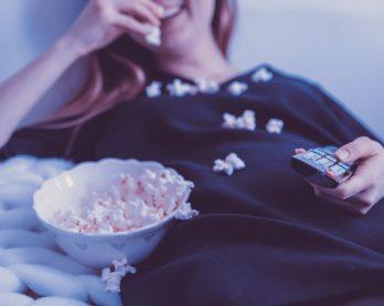 #IORESTOACASA e guardo SERIE TV i miei 4 consigli