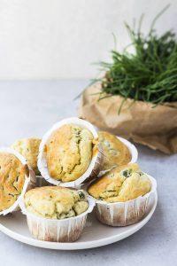 Muffins Salati di Pasqua: facilissimi e veloci da preparare con i bambini!