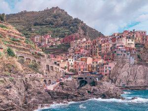 Tour delle Cinque Terre sulle orme di Luca